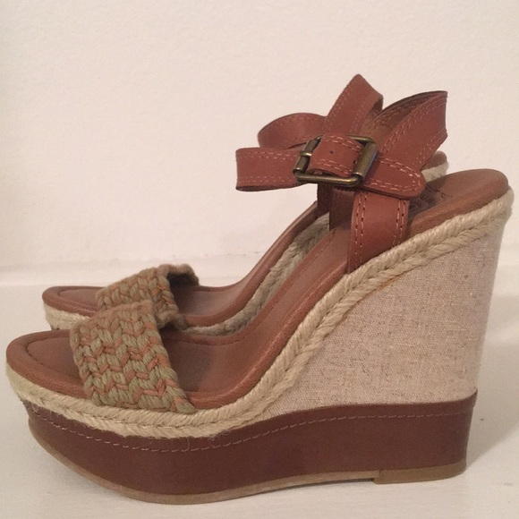 979fcb4f75 Lucky brand super cute wedges NWOT My Posh Closet Cute wedges